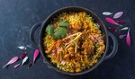 Traditional Lucknowi Lamb Biryani
